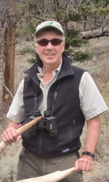 Gary Vodehnal Is A Professional Naturalist Guide For Yellowstone Safari Company In Bozeman, MT.