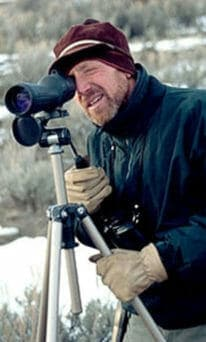 Ken Sinay Is A Professional Naturalist Guide With Yellowstone Safari Company In Bozeman, MT.