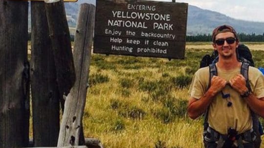 Will Sherman Is A Professional Naturalist Guide With Yellowstone Safari Company Based In Bozeman Montana